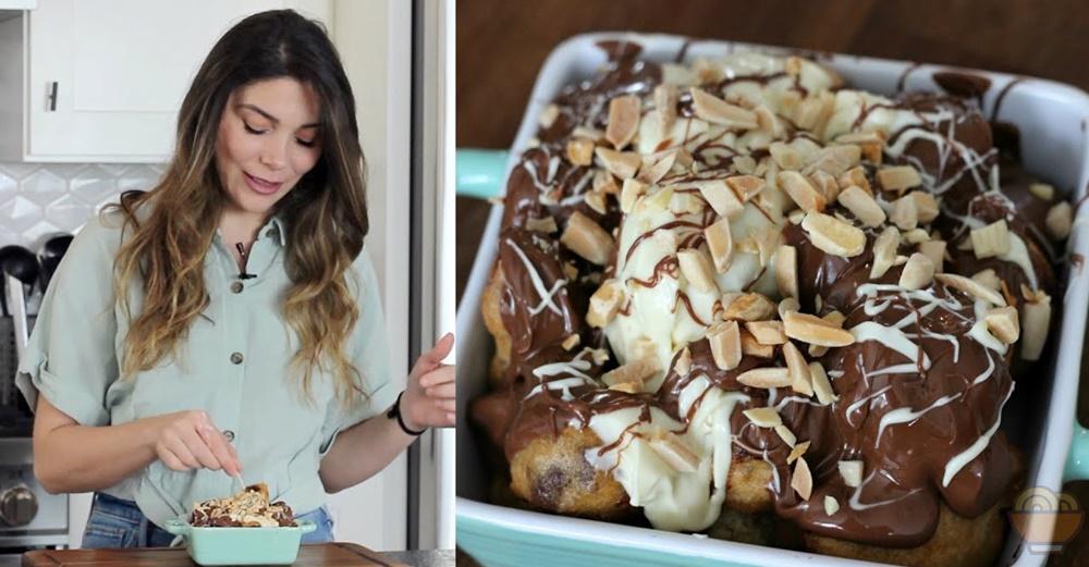 Çikolatalı Lokma Tarifi