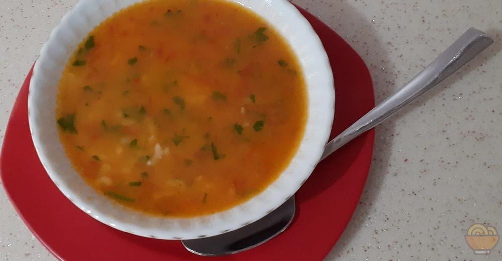 Domatesli Pirinç Çorbası Tarifi