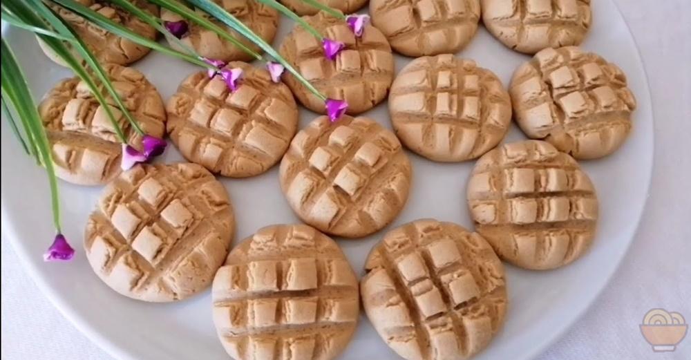 fıstık ezmeli kurabiye