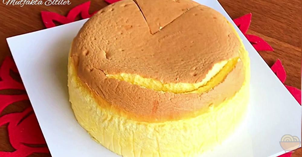 Japon Cheesecake Tarifi