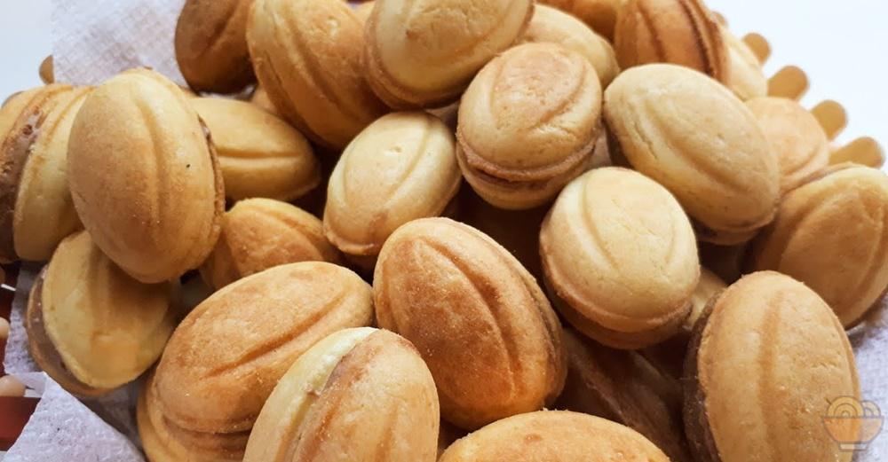 oreşki kurabiye