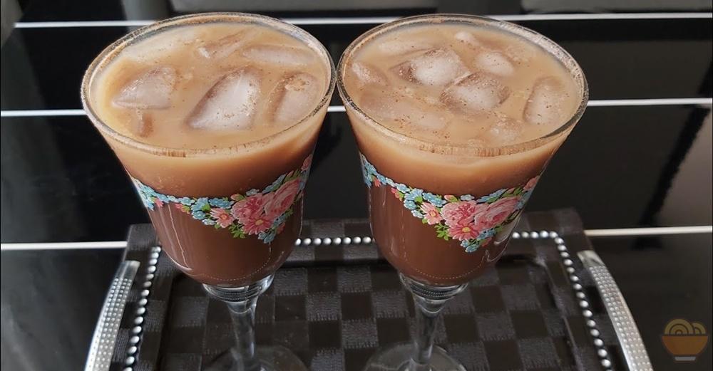 buzlu türk kahvesi